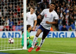 England boss Gareth Southgate says Marcus Rashford is 'a special talent' who must be looked after properly and given time to grow.