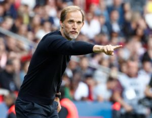 Thomas Tuchel has told his Paris Saint-Germain players they will have to improve after Tuesday's Champions League defeat at Liverpool.