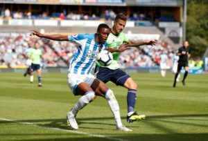 Huddersfield Town are without the suspended Jonathan Hogg again but could be unchanged for the visit of Crystal Palace on Saturday.