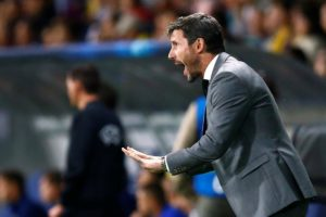 PSV Eindhoven boss Mark van Bommel says there is no shame in losing to Barcelona in the Nou Camp after their Champions League defeat.
