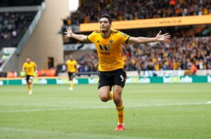 Raul Jimenez scored the only goal of the game as Wolves secured a 1-0 win against struggling Burnley at Molineux.