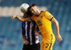 Wolves' star Matt Doherty believes he and his side are heading in the right direction after a strong start in the Premier League.