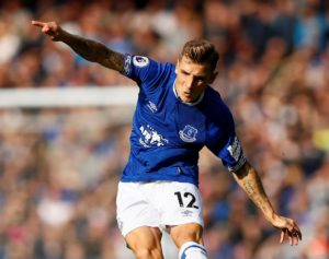 Marco Silva has revealed that his first priority after becoming Everton manager was to sign a new left-back.