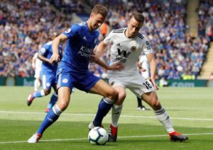 Leicester City defender Jonny Evans has urged the Foxes to make home advantage count when they host Huddersfield on Saturday.