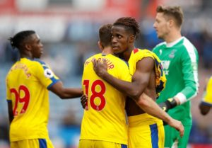 James McArthur believes talisman Wilfried Zaha can inspired Crystal Palace to a strong season if he can stay healthy.