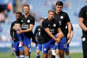 Leicester's Jonny Evans has called on his side to produce a performance against Huddersfield following last weekend's Bournemouth defeat.
