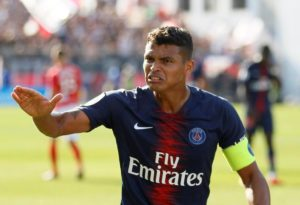 Paris Saint-Germain will reportedly allow Thiago Silva to leave next summer, which would spark interest in Italy.