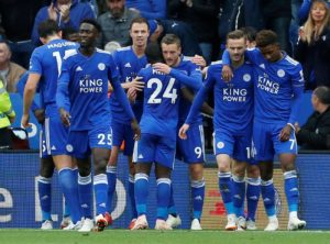 Leicester came from behind for a deserved 3-1 win over Huddersfield at the King Power Stadium.