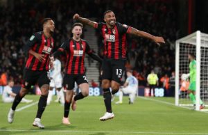 Bournemouth sealed their place into round four of the Carabao Cup with a thrilling 3-2 win against 10-man Blackburn Rovers.