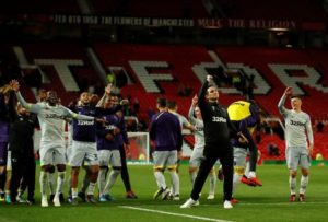 Manchester United were knocked out of the EFL Cup on penalties on Tuesday night after a sensational display from Derby County.