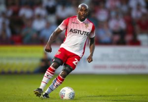 Dino Maamria hailed the influence of veteran winger Jamal Campbell-Ryce following Stevenage's 2-0 victory at Cheltenham.