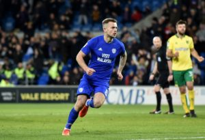 The Football Association have rejected Cardiff's appeal over Joe Ralls' sending off against Tottenham last weekend.