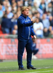 Scunthorpe United boss Stuart McCall believes his side's poor run is a real test of their character after slipping to a fourth consecutive defeat in League One.