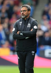Huddersfield boss David Wagner has ruled out joining Hoffenheim and insists he is happy in his current role.
