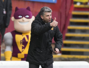 Motherwell boss Stephen Robinson aims to cook up a result against Livingston by digging out last season's recipe for success.
