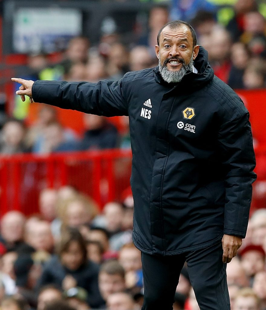 Wolves boss Nuno Espirito Santo is pleased to see so many of his players recognised at international level.