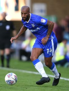 Gillingham will be missing forward Josh Parker through international duty for the Sky Bet League One match against Southend.