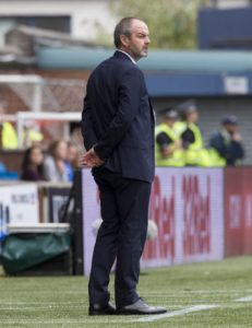 Steve Clarke will brief Kilmarnock to beware of a Rangers backlash at Ibrox.