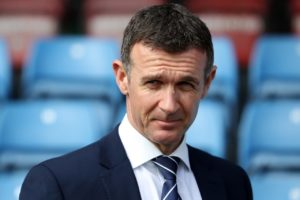 Dundee moved swiftly to replace Neil McCann by appointing Jim McIntyre as their new manager.