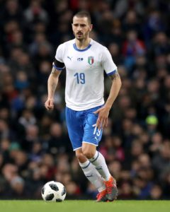 Leonardo Bonucci has revealed he turned down a move to Manchester United to return to Juventus.