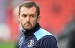 Luton boss Nathan Jones was thrilled to mark his 150th game in charge of the club with a victory as his side beat Scunthorpe 3-2.
