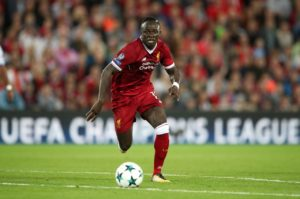 Liverpool forward Sadio Mane has undergone an operation on the thumb injury he sustained on international duty with Senegal.