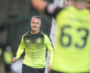 Celtic boss Brendan Rodgers has leapt to the defence of Leigh Griffiths after he withdrew from the Scotland squad last week.