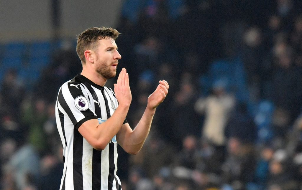 Newcastle have received a much-needed boost on the injury front with defender Paul Dummett returning to training.