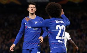 Alvaro Morata says he found life at Chelsea tough last season but believes he's now in a better position to control his emotions.
