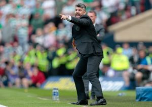 Stephen Robinson has challenged his struggling Motherwell team to 'stand up and be counted' after the Fir Park side's added time loss against St Johnstone.