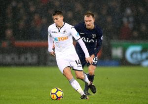 Swansea are hopeful Tom Carroll will be available for the Sky Bet Championship visit of struggling Ipswich.