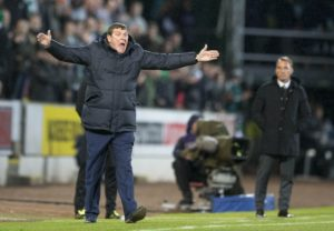 St Johnstone manager Tommy Wright senses Celtic might be close to firing on all cylinders.