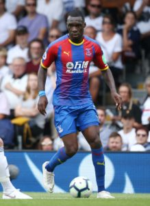 Crystal Palace will be without Christian Benteke, Joel Ward and Scott Dann when they take on Middlesbrough in the Carabao Cup tonight.