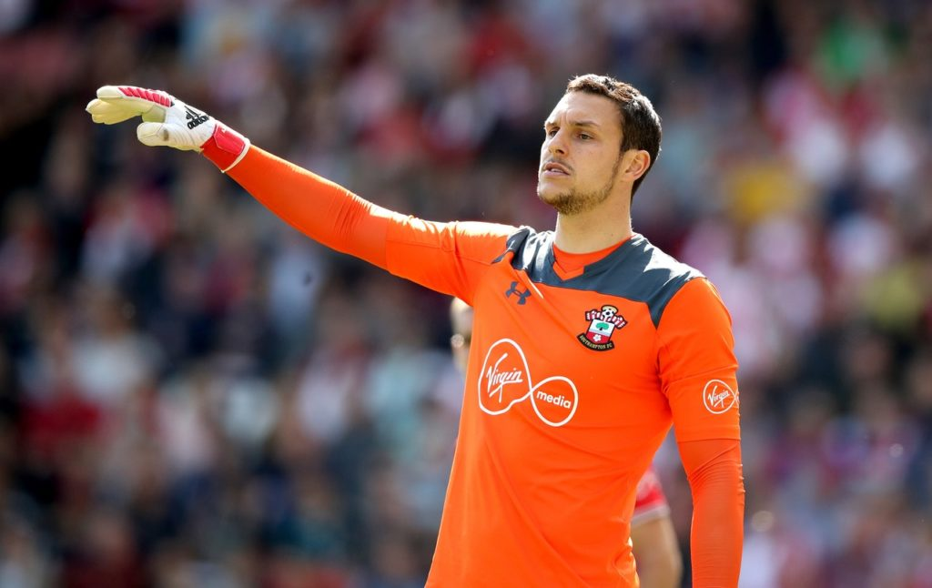 Southampton have moved to calm fears over goalkeeper Alex McCarthy's fitness after he withdrew from the England squad through injury.