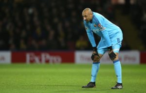 Goalkeeper Heurelho Gomes says this will likely be his last season at Watford as he weighs up retiring at the end of the campaign.