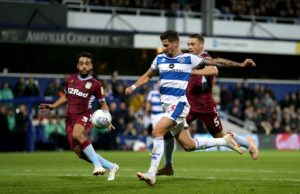 Pawel Wszolek scored the winner as in-form QPR continued their climb up the Sky Bet Championship table by beating Aston Villa 1-0 at Loftus Road.
