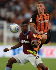 Hull could be boosted by the return of defender Jordy de Wijs for their home game against Preston.