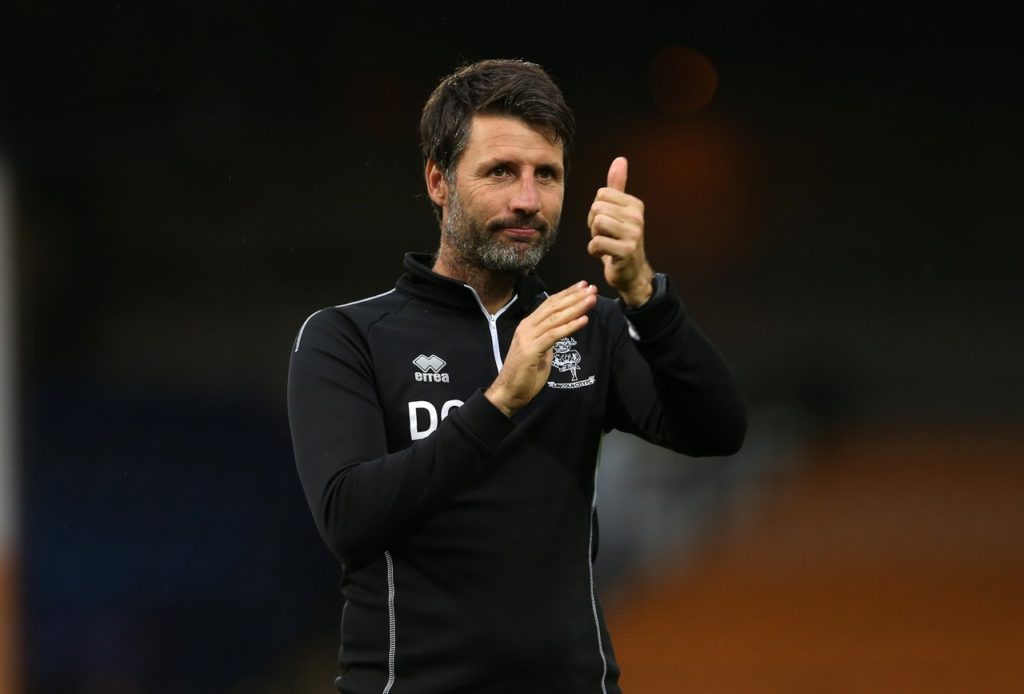 Lincoln boss Danny Cowley was delighted with his side after the League Two leaders hit Port Vale for six.
