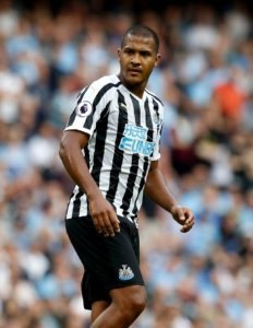 Rafael Benitez is pleased to have Salomon Rondon back for Newcastle but admits the striker must work on his fitness levels.