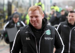 Neil Lennon has witnessed a shift in mentality during his time at Hibernian and he aims to use Saturday's trip to Celtic Park to lift it further.