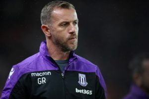Stoke's international players returned without injury, but boss Gary Rowett admits there are 'one or two little knocks' ahead of the home clash with Birmingham.
