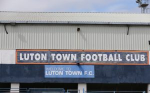 Luton are assisting Bedfordshire Police following allegations of racist abuse by supporters in Tuesday's game with Accrington.