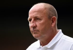 John Coleman praised striker Offrande Zanzala who has hit a rich vein of form for Stanley and scored in their 3-1 win over Bradford.