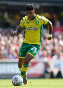 Norwich have Onel Hernandez available to face Aston Villa on Tuesday.