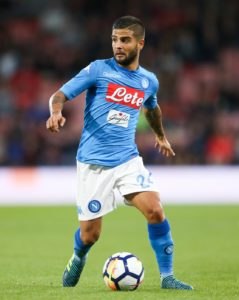Lorenzo Insigne and Simone Verdi face a race against time to be fit for Napoli's Champions League clash with PSG on Wednesday.
