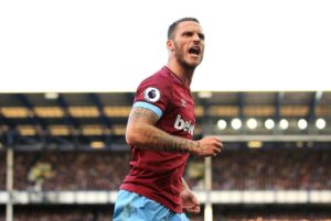 Marko Arnautovic and Christian Eriksen will feature for their respective teams in Saturday's clash between West Ham and Tottenham.