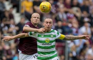 Scott Brown says rumours of a split in the Celtic dressing room are wide of the mark and claims the team are as united as ever.