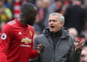 Romelu Lukaku has admitted Manchester United need to improve significantly but says he's not affected by the critics.