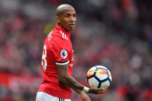 Ashley Young could return to Manchester United's squad for Saturday's home clash against Newcastle United.