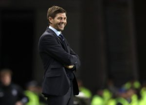 Steven Gerrard believes Rangers rolled back the years after watching his team sweep past Rapid Vienna with a vintage display.